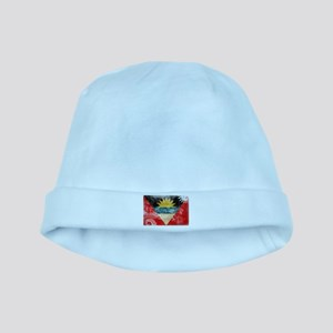 Antigua and Barbuda Flag baby hat