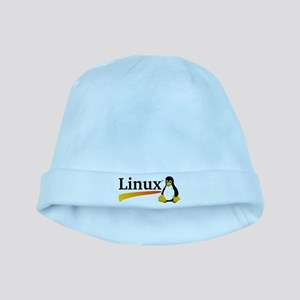 Linux Logo baby hat
