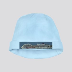 Cruise ship baby hat
