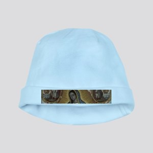 Virgin of Guadalupe. baby hat