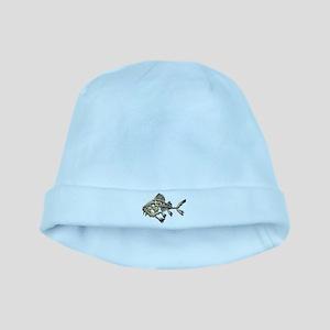 1daf1984 Fish Bones Baby Hats - CafePress