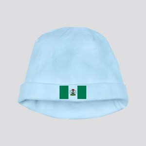 Nigeria - State Flag - Current Baby Hat