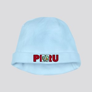 debad83dcf77fe Peru Baby Hats - CafePress