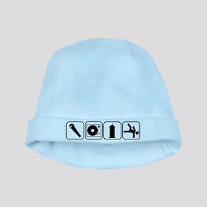 22e7f060 Hip Hop Baby Hats - CafePress
