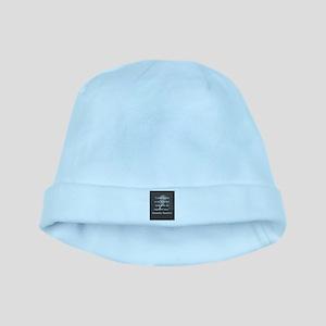 Hamilton - Perfect Work Baby Hat