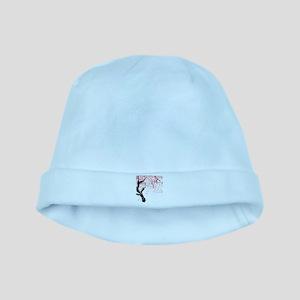 Japanese Cherry Tree baby hat