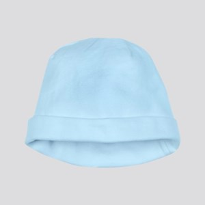 Snoopy Smooths the Ice baby hat