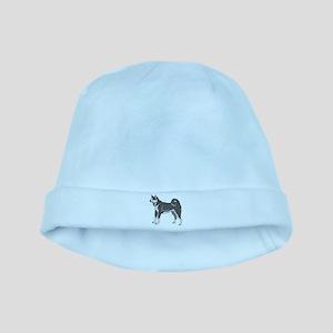 Akita dog Baby Hat