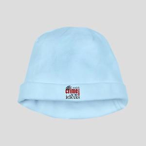 Crime Show Ideas baby hat