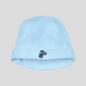 Great Dane HS Blue UC baby hat