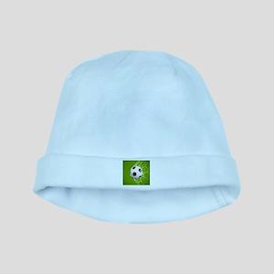 Football Goal baby hat