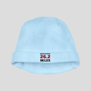 Marathon 26 miles baby hat