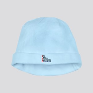Pro America Baby Hat