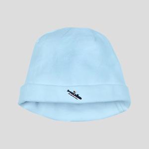 Sub Pin-Up Baby Hat