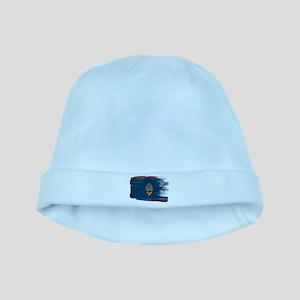 Guam Flag baby hat
