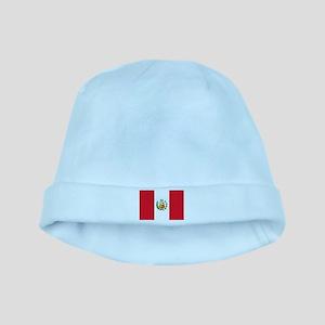 Peru baby hat