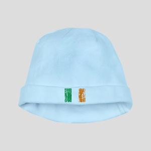 Irish Flag Pattys Drinking baby hat
