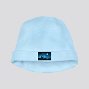 Moonlight Pirates baby hat