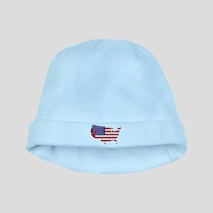 Communist California baby hat