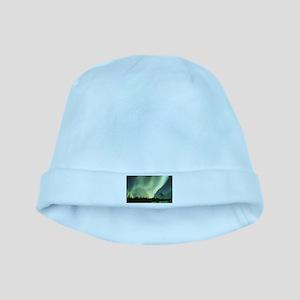 Northern Lights baby hat