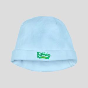 11th Birthday baby hat