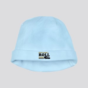 Thats How I Roll (RV) baby hat