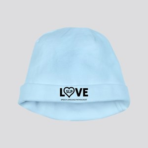 LOVE SLP Baby Hat