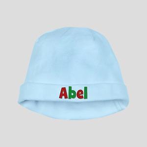 Abel Christmas baby hat
