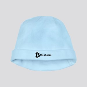 B Be The Change - Bitcoin Baby Hat