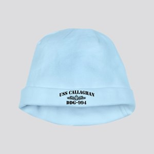 USS CALLAGHAN baby hat