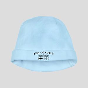 USS CONOLLY baby hat