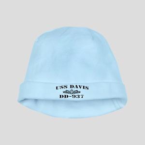 USS DAVIS baby hat
