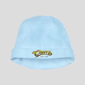 Cheers Est. 1895 baby hat