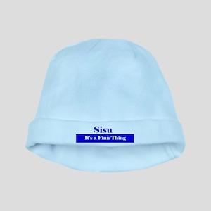 Sisu baby hat
