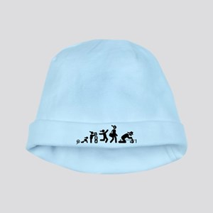 Archaeologist baby hat