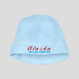 Alaska - Last frontier Baby Hat