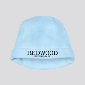 Redwood National Park California RNP baby hat