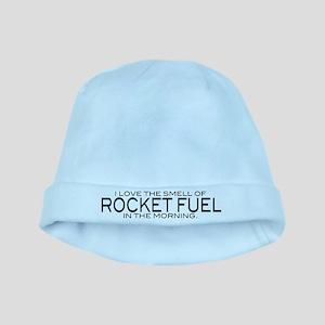 Rocket Fuel baby hat
