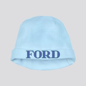 Ford Blue Glass baby hat