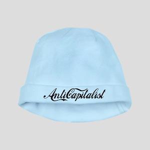 Anti Capitalist baby hat