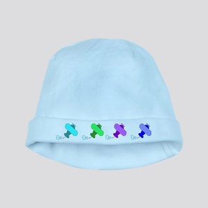 airplanes baby hat