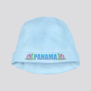 Panama Design baby hat