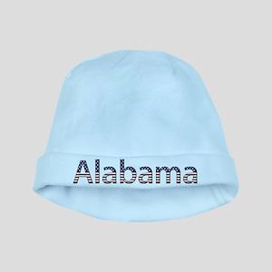 Alabama Stars and Stripes baby hat
