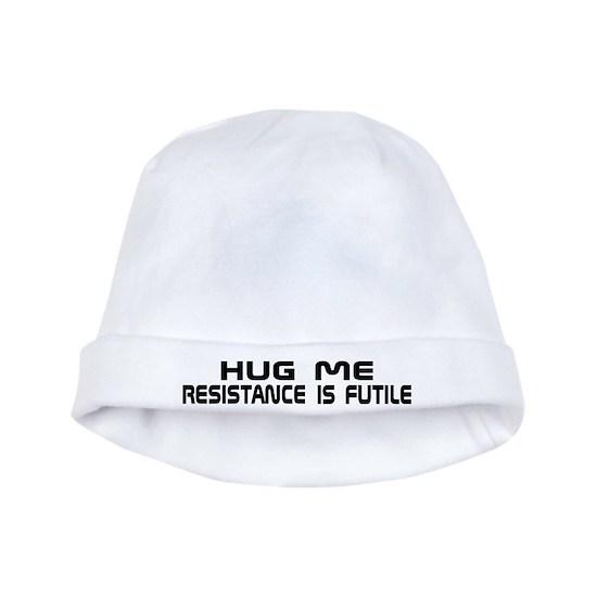 hug me resistance
