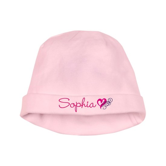Personalized Girl Hat