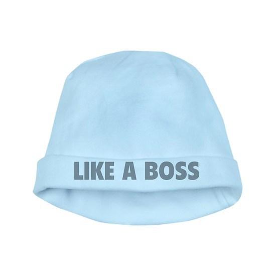 ffa85822 Like A Boss baby hat by BrightDesign - CafePress