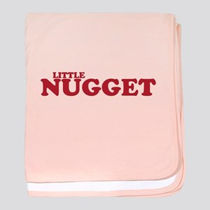 Little Nugget -- baby blanket