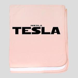 Tesla baby blanket