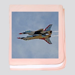Thunderbirds 5 and 6 baby blanket