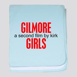 A second film by Kirk baby blanket